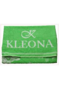 """Полотенце с логотипом """"KLEONA""""."""