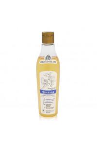 Беcсульфатный растительный шампунь «Фиалка» для волос смешанного типа Клеона