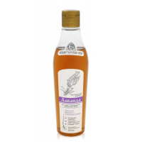 Беcсульфатный растительный шампунь «Лаванда» для для сухих, поврежденных и окрашенных волос Клеона