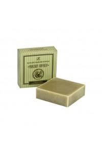 Мыло для умывания и бритья «с зеленой глиной и маслом можжевельника» Клеона